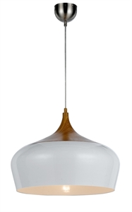 Picture of Polk 1 Light Large Pendant (Polk PE46) Telbix