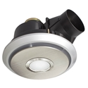 Picture of BOREAL 270mm Exhaust Fan with 11W LED Light (18247) Brilliant Lighting