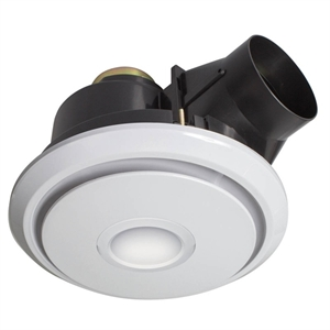 Picture of BOREAL 325mm Exhaust Fan with 11W LED Light (18249) Brilliant Lighting