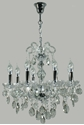Picture of Walzer 8 Light Crystal Chandelier (Walzer/8Lt) Lighting Inspirations
