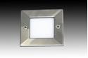 Picture of Bob Square Mini Exterior LED Steplight (LED315) Gentech Lighting