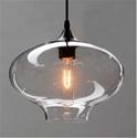 Picture of Aramis 1 Light Clear Glass Pendant (Aramis-1P) Fiorentino Lighting