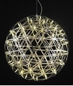 Picture of Botany 92 Stainless Steel LED Pendant Fiorentino Lighting
