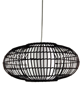 Picture of Lumi 45 Cane Shade (OL2704/45CK) Oriel Lighting