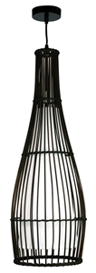 Picture of BAJA 72 Pendant (OL64301/72BR) Oriel Lighting