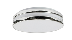 Picture of CENA 13W Dimmable LED Oyster (OL49513CH) Oriel Lighting