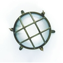 Picture of MARINA Exterior Brass Copper Bunker Light (247.18.00) IL Fanale