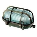 Picture of MARINA Exterior Brass Copper Bunker Light (247.36.00) IL Fanale