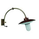 Picture of I CASOLARI Brass Copper Wall Light (317.26.240B_T) Il Fanale