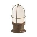 Picture of GARDEN Exterior Brass Copper Bollard Light (245.51.ORB_T) IL Fanale