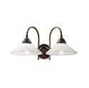 Picture of COUNTRY Brass Wall Light (081.04.OV) IL Fanale