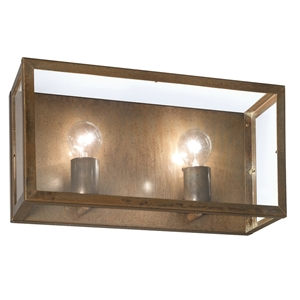 Picture of ANVERSA Brass Wall Light (254.11.OO) IL Fanale