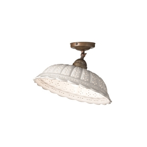 Picture of ANITA Brass Ceramic Ceiling Light (061.03.OC) IL Fanale