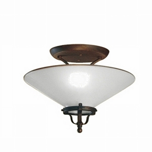 Picture of COUNTRY Brass Ceiling Light (081.02.OV) IL Fanale