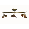 Picture of IL BARCO Brass Ceiling Light (207.21.OO) IL Fanale