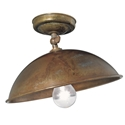 Picture of PORTICO Brass Ceiling Light (221.03.OR) IL Fanale