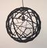 Picture of Geogro 1 Light Wood Veneer Pendant Fiorentino Lighting