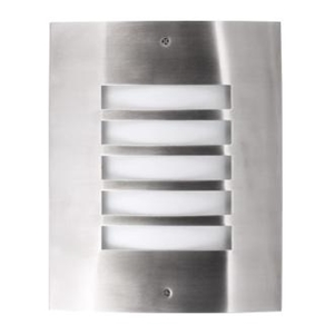 Picture of Fingal Exterior Wall Light (S209S) Seaside Lighting