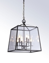 Picture of Tamarka 8 Light Large Glass Pendant (MARKA-8P) Fiorentino Lighting