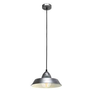 Picture of Auckland Silver Pendant (49246) Eglo Lighting