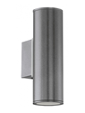 Picture of Riga Exterior Anthracite Up/Down Spotlight (94103) - 240V Eglo Lighting