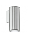 Picture of Riga Exterior Stainless Steel Single Fixed Spotlight (94106) - 240V Eglo Lighting