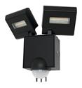 Picture of Cheetah 2 Light LED Floodlight with Sensor (MX78012/SEN) Mercator Lighting