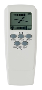 Picture of Ceiling Fan Remote Control (FRM98) Mercator Lighting
