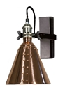 Picture of Ironside 1 Light Wall Light (Ironside/WB) D'EPOCA Lighting