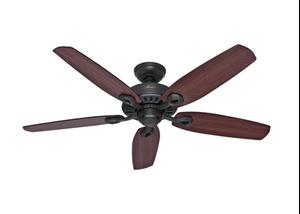 """Picture of Builder Elite (132cm / 52"""") Ceiling Fan Hunter Fan"""