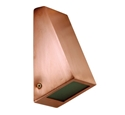 Picture of Coogee Solid Copper 240V Wedge Wall Light (S116C) Seaside