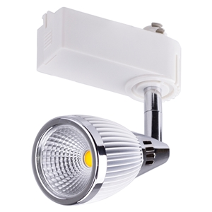 Picture of Shuttle 9W Dimmable LED Tracklight Head (52100) Lusion Lighting