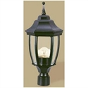 Picture of Bismark Post Top (HB78PT) Hermosa Lighting