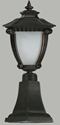Picture of Grove Exterior Small Pillar Mount Light (Grove/Pillar/SML) Lighting Inspirations