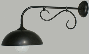 Picture of Barge Exterior Wall Bracket (Barge/WB) Lighting Inspirations