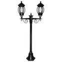 Picture of Vienna Two Light 1.46M Post Light (GT-675) Domus Lighting