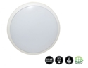 Picture of Eclipse 26W Dimmable LED Oyster IP54 (TLEO026WD) Tradetec