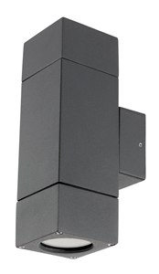 Picture of PRAIRIE Up/Down Exterior Wall Light (17952) Brilliant Lighting