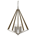 Picture of Graf 5 Light Pendant (Graf PE5-CH-ASH) Telbix