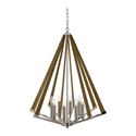 Picture of Graf 8 Light Pendant (Graf PE8-CH-ASH) Telbix