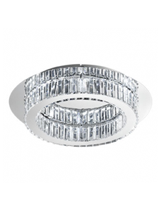 Picture of Corliano LED 50cm CTC Ceiling Light (39015) Eglo Lighting