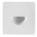 Picture of Indoor Recessed 240V LED Step Light (HV3104W-SQ) Havit Lighting
