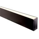 Picture of Black Deep Square LED Profile (HV9693-3890-BLK) Havit Lighting