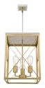 Picture of Claudia 3 Light Pendant (MG1923) Mercator Lighting