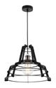 Picture of Avril Small 1 Light Pendant (MG8021S) Mercator Lighting
