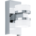 Picture of Romendo Chrome Up/Down LED IP44 Wall Light (96541) Eglo Lighting