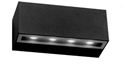 Picture of Denali Exterior LED Up / Down Wall Lighting Telbix