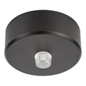 Picture of 70MM Round Surface Mount Canopy (HV9705-7023) Havit Lighting