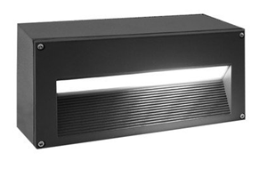Picture of Ostro Surface Mounted Or Recessed 14w LED Exterior Wall Light (CBL6485, CBL6480)) Crompton Lighting