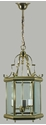 Picture of Westminster 3 Light Small Lantern (Westminster/PD/SML) Lode International